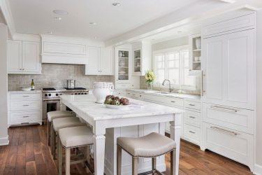 Дизайн кухни в стиле кантри — Современный дух в современном интерьере (225+ Фото)