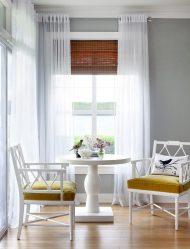 Красивые шторы на люверсах своими руками: Дань моде или Удобная деталь дизайна? 175+ (Фото) новинок для гостиной, спальни, кухни