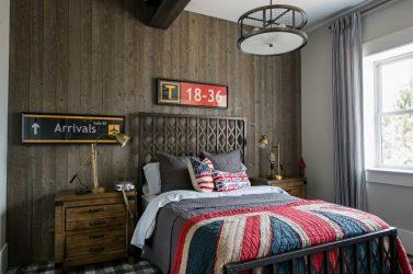 Современный дизайн штор для спальни — Значимые детали, о которых стоит знать каждому