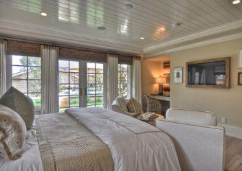 Шторы на балконную дверь: Современные варианты оформления окон