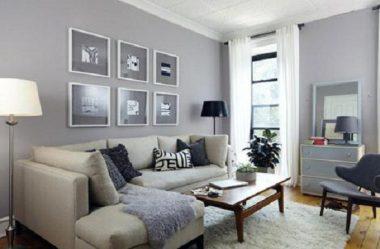 Оформление интерьера с помощью серых обоев (140+ Фото): Общие правила выбора и сочетания