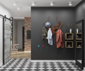 Современный дизайн прихожей в квартире/доме (+200 фото): последние новинки 2017 года