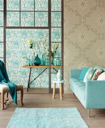 Сочетание обоев и мебели в интерьере гостиной/спальни/кухни/детской. Насколько важным является выбор?