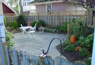 Дорожки на даче из тротуарной плитки — Дизайн красивого двора (120+ Фото)