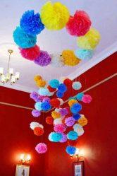 Как украсить комнату на день рождения ребенка своими руками? 140 Фото ярких идей