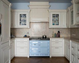 Как оформить узкую и длинную Кухню: Нюансы и хитрости для маленького интерьера (175+ Фото)