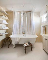 Дизайн Ванной комнаты в стиле прованс – нежная романтика для души и тела (205+ Фото)