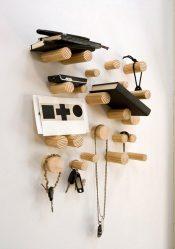 Настенная Вешалка своими руками в прихожую: с обувницей, с полкой, с крючками. Забудьте о недостатке пространства!