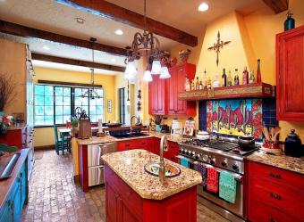 Особенность встроенных кухонь (150+ Фото): Как выбрать технику? (холодильник, духовой шкаф, вытяжка)