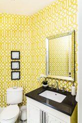 Психология контрастов: 105+ Фото Сочетаний Желтого в интерьере. Все за и против
