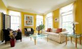 Сочетаний Желтого в интерьере (105+ Фото). Психология контрастов — Все за и против