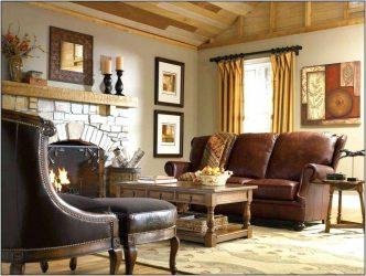 Ключевые штрихи интерьера квартиры в английском стиле: Адаптируем под себя (гостиная, спальня, кухня, ванная)