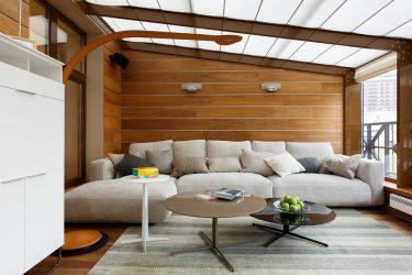 240+ Фото вариантов отделки Балкона внутри: Красивый интерьер своими руками