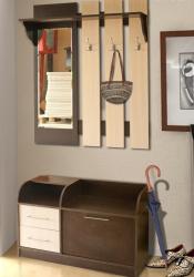 Самые практичные виды банкеток для прихожей: с полками, сиденьем и вешалкой! 215+(Фото) Примеров оформления