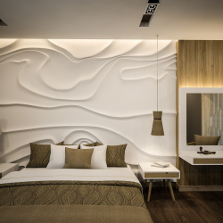 Как сделать эксклюзивную роспись стен: Создание барельефа своими руками. Творческие возможности для обновления декора. Мастер-класс для начинающих