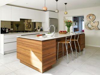 Как оборудовать в кухне барную стойку? 215+ (Фото) Современного дизайна для дома или квартиры
