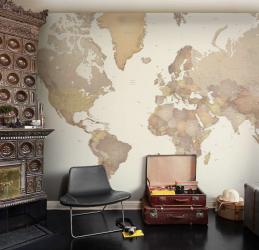 Реализация оригинальных идей декора стен своими руками — 200+(Фото) для кухни, гостиной, спальни