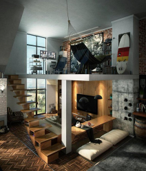 Лестницы из дерева на второй этаж в частном доме (75+ Фото): важные моменты, на которые стоит обратить внимание при выборе