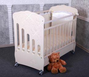 Детские кроватки от года для мальчиков и девочек: Многофункциональные конструкции, которые будут удобные малышам