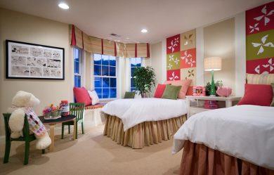 Какая должна быть Детская комната (310+ Фото): Выбираем обои, пол, потолок, кроватку