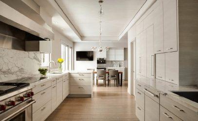 Дизайн кухни: 130+ Фото — новинки 2017 года на любой вкус
