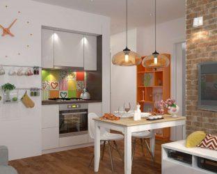 Как подойти к оформлению дизайна современной кухни в 12 кв.м? 190+ Фото реальных идей (угловые, прямоугольные, квадратные планировки)