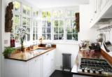 Дизайн кухни (+220 Фото) современных интерьеров маленькой кухни 9 м2. Функциональное и лаконичное оформление