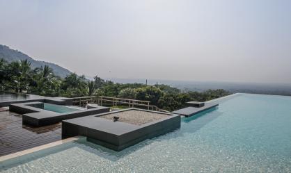 Дом с бассейном: реальность или фантазия? 160+ (Фото) Невероятно красивых Идей
