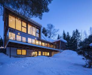 Дом в лесу: какой стиль лучше выбрать? 230+(Фото) душевного уединения и комфорта. А что понравится Вам?