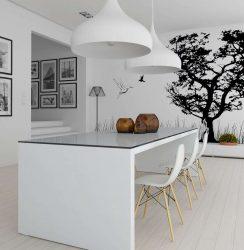 Выбор фотообоев для кухни – Интересное решение для любого дизайна (185+ Фото)