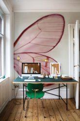 Фотообои в интерьере Квартиры/Дома: (140+ Фото) ярких и роскошных сочетаний