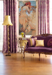 Элегантный Гобелен в интерьере: сочетание со стилями, идеи оформления (100+Фото). Как создать уютный дизайн своими руками? (шторы, покрывала, картины)