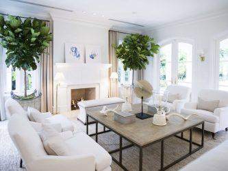 Дизайн кухни гостиной в частном доме (200+ Фото): приемы оформления и бюджетные способы преображения