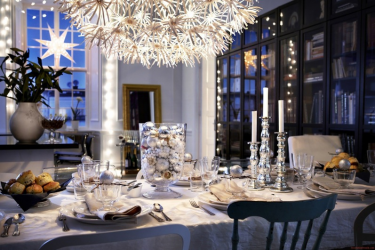 Как интересно, стильно и оригинально украсить комнату на Новый 2019 год своими руками (230+Фото): Невероятно красивые интерьерные штучки в каждый дом