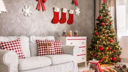 Как украсить комнату на Новый 2018 год своими руками (230+Фото): невероятно красивые интерьерные штучки в каждый дом