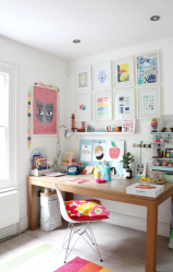 Как выбрать письменный стол с ящиками и полкой: (190+ Фото) Практично организовываем пространство