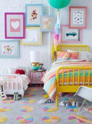 Дизайн детской комнаты для девочки от Маленькой до Подростка (150+Фото) Запоминающихся интерьеров