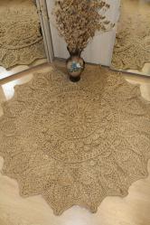 Плетем своими руками: Как ковер из пряжи будет смотреться в вашем интерьере? (85+Фото). Крутые идеи для стильного дизайна (круглые ковры, прямоугольные, из помпонов)