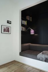 Кровать подиум в квартире: 205+ (Фото) Идей и рекомендаций для интерьера (с ящиками, с выдвижной кроватью, в нише)