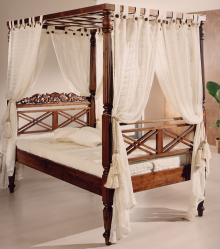 Дизайн роскошных кроватей с балдахином для романтического уюта. 160+(Фото) для взрослой и детской спальни (+Отзывы)