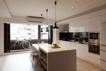 Кухня в стиле минимализм: фото и идеи проектов дизайна интер.