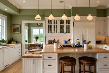 Дизайн кухни с барной стойкой (220+ Фото) – Возможность создания красивого и современного интерьера