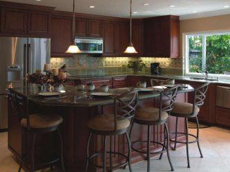 Дизайн кухни с островом: Особенности современной планировки (170+ Фото)