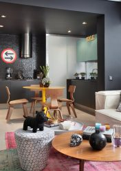 Интерьер кухни совмещенной с гостиной (180+Фото): Хитрости дизайна и секреты расстановки