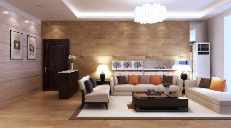 Ламинат в интерьере на стене (100+Фото дизайна): Делаем модный акцент в интерьере!