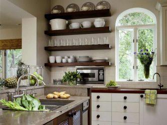 Декор кухни своими руками: Как подойти к вопросу профессионально? Оригинальные идеи для отделки стен, фартука, потолка (200+ Фото)
