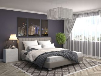 Современные Люстры в интерьере спальни (190+ Фото) – Как выбрать яркий элемент дизайна для спокойной обстановки?