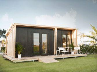 Модульные дома для постоянного проживания: Что учесть и в каком стиле оформить? (200+Фото Проектов)