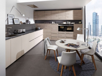 Создаем интерьер кухни в немецком стиле: Функциональность, Минимализм и Натуральность (245+Фото)