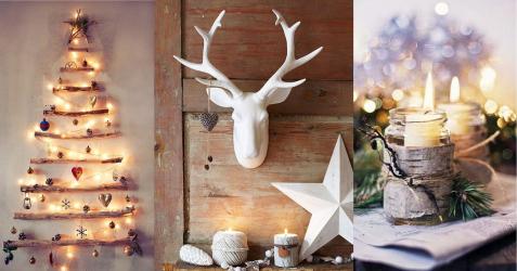 110+ (Фото) Простых способов организовать вечеринку на Новый год в любимом стиле (русском, скандинавском, восточном). Современные идеи для оформления